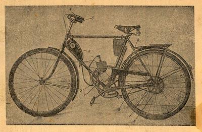 Ретромото - мопеды и мотоциклы